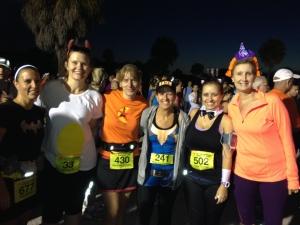 Running friends make personal crappy running better